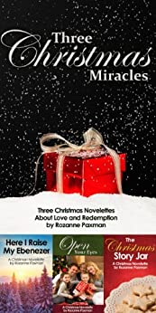 Three Christmas Miracles by [Paxman, Rozanne]
