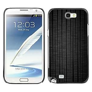 Be Good Phone Accessory // Dura Cáscara cubierta Protectora Caso Carcasa Funda de Protección para Samsung Note 2 N7100 // Tree Lines Tire Treads