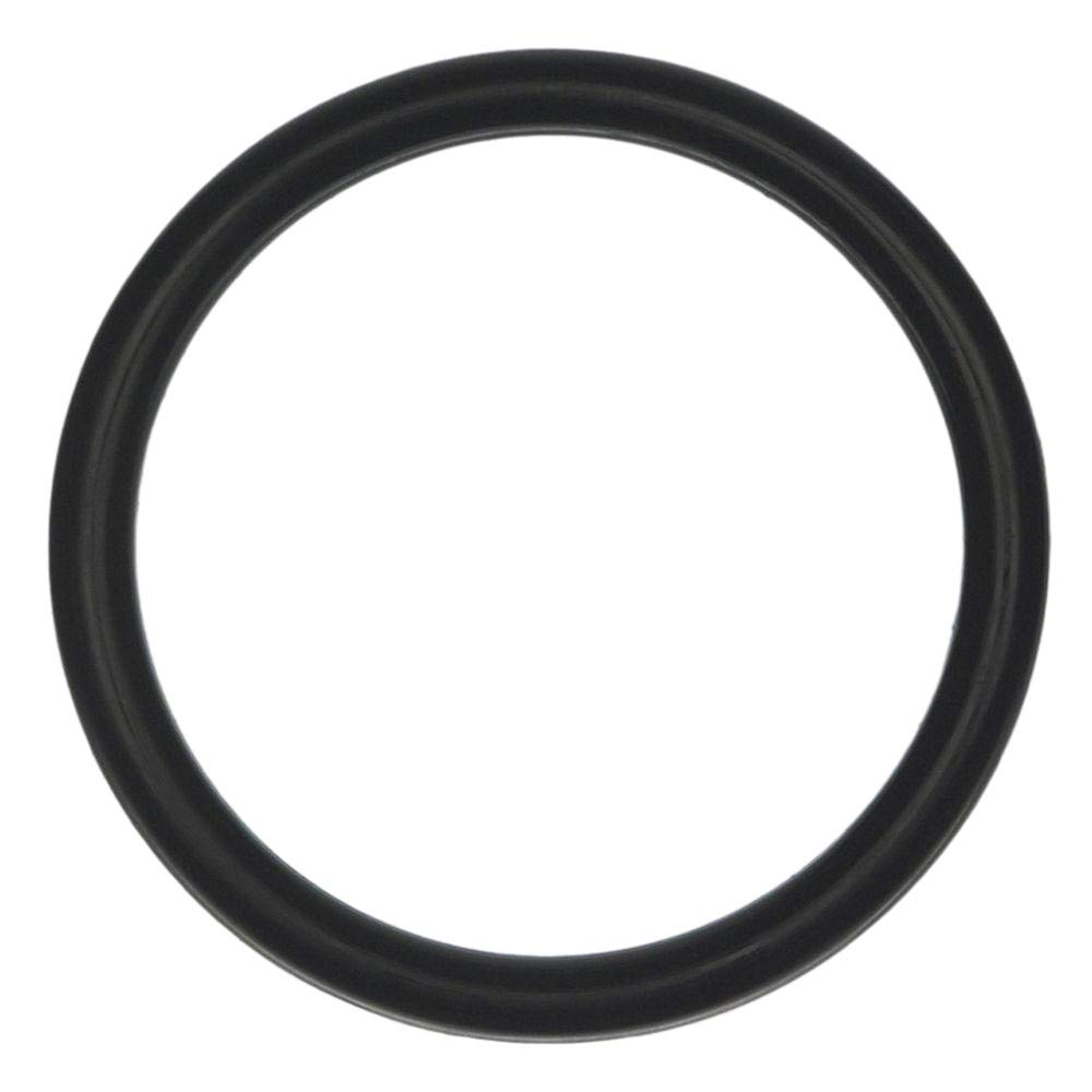 281 Aflas O-Ring, 80A Durometer, Black (Pack of 25)
