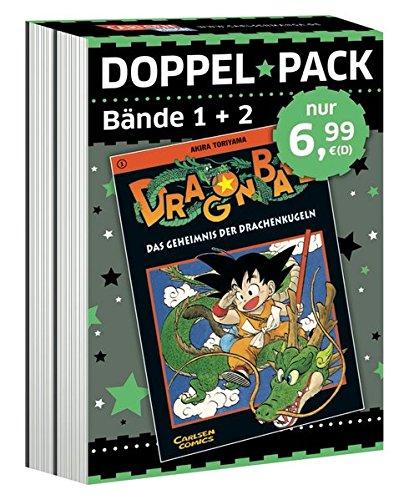 Dragon Ball Doppelpack 1-2: Starterpack