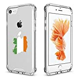 For Apple iPhone Clear Shockproof Bumper