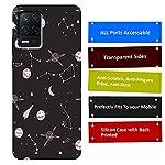 CASEARTIST Realme 8 5G Cover – Aesthetic lockscreen Wallpaper Tumblr Pink Designer Printed Slim Back Case Cover for…