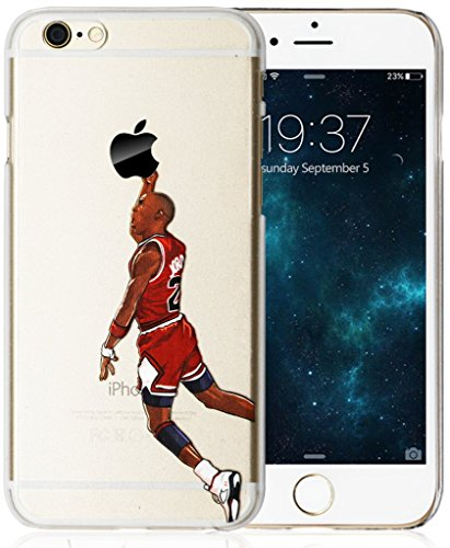 new product 90dc7 a7b81 iPhone 6/6s Plus Case, Elite_Cases Ultra Slim Transparent [NBA ...