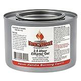 FancyHeat F900 Ethanol Gel Chafing Fuel Can, 2-1/2 Hour...