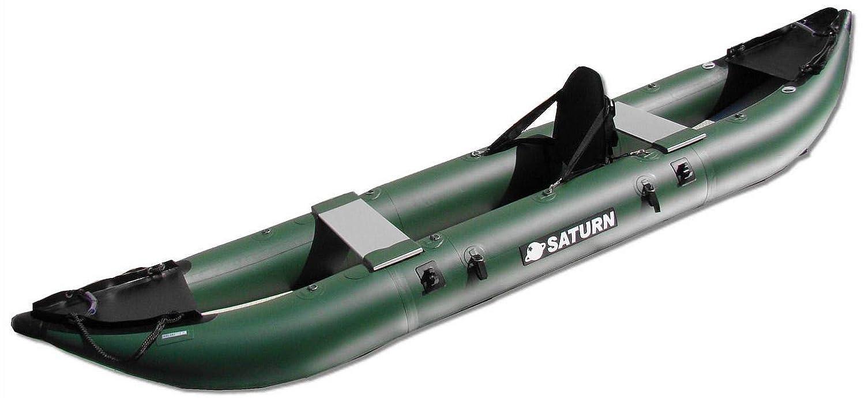 13 Pro-Angler Fishing Inflatable Kayaks FK396. Great Inflatable Rubber Kayak for Fishing and Kayaking.