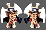 Geyi I Want You for the U.S. Army Wrestling Headgear Decals