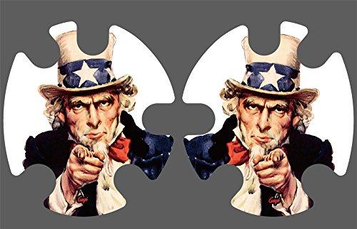 Geyi I Want You for the U.S. Army Wrestling Headgear Decals by Geyi