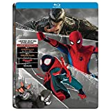 Colección Spiderman Steelbok [Blu-ray] - Edición exclusiva Amazon