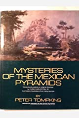Mysteries of the Mexican Pyramids Hardcover