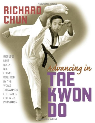 Advancing in Tae Kwon Do -