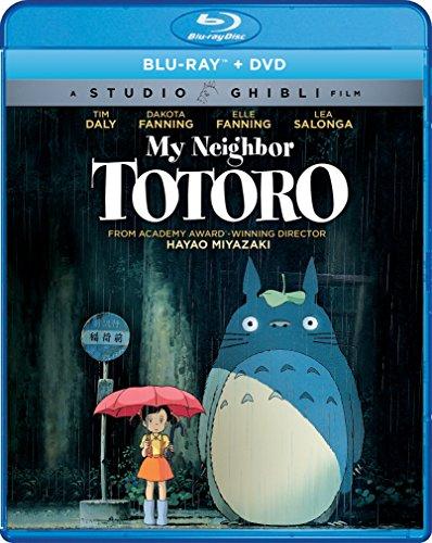 My Neighbor Totoro (Bluray/DVD Combo) [Blu-ray] (My Neighbor Totoro Blu Ray)