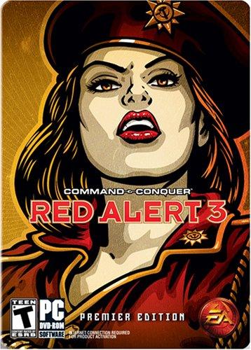red alert 3 ps3 - 3