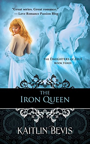 book cover of The Iron Queen