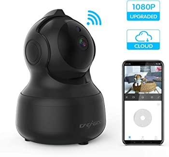 Cacagoo Baby Monitor 2.4Ghz Wireless Security Camera