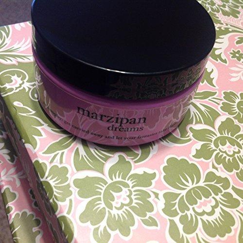 Philosophy Glazed Body Souffle Cream Marzipan Dreams 8 oz