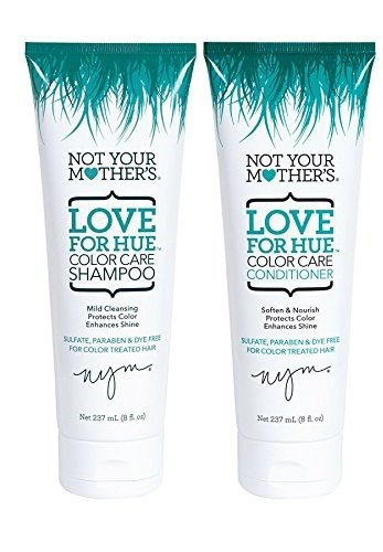 Not Your Mother's Love of Hue Color Care Shampoo & Conditioner Combo Pack