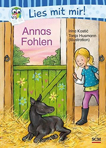 Annas Fohlen (Lies mit mir!)