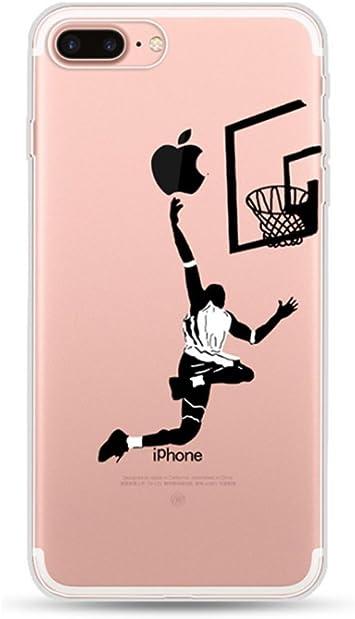 coque iphone 7 plus basketball