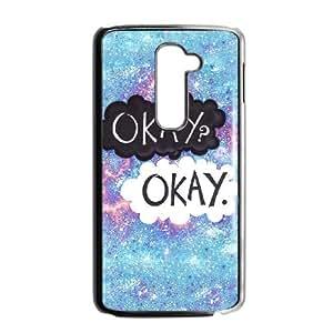 LG G2 Cell Phone Case Black OKAY dcae