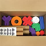 PBS KIDS Build It Kit by YOXO - 120 Piece Creative Building Toy