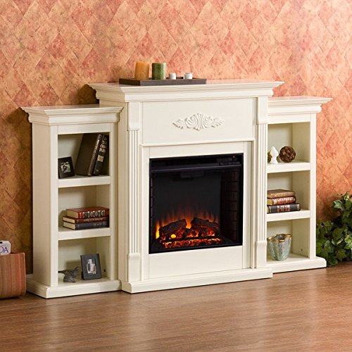 Collection Electric Fireplace - 9