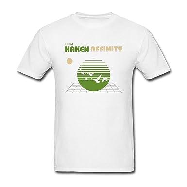 Amazoncom Onu529a Affinity Haken Mens T Shirts Clothing