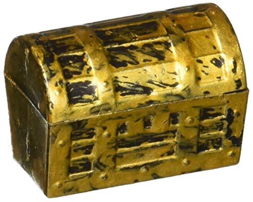 US Toy Dozen Mini Pirate Gold Treasure