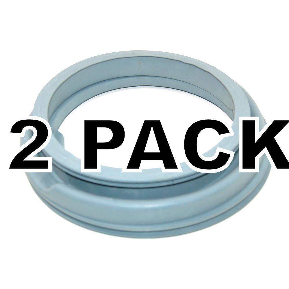 Seneca River Trading 2 Pk, Washer Door Boot, for Samsung, AP4205362, PS4210771, DC64-00563B