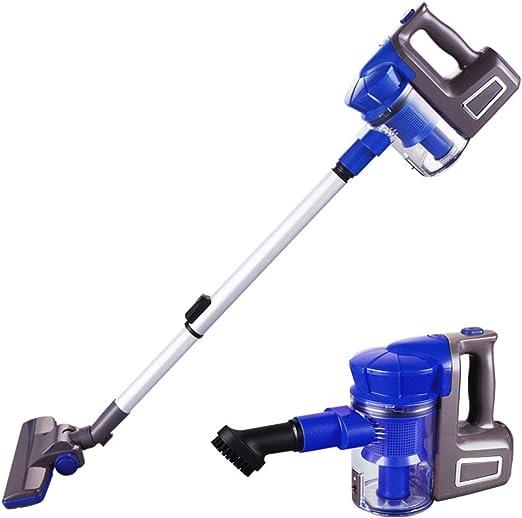 Pequeño aspirador de mano, 2-in-1 700W vertical de motor de alta potencia adecuados para el uso diario en el hogar ...