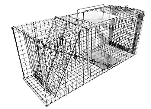 (Model 206NC - Tomahawk Collapsible Neighborhood Cats Trap)