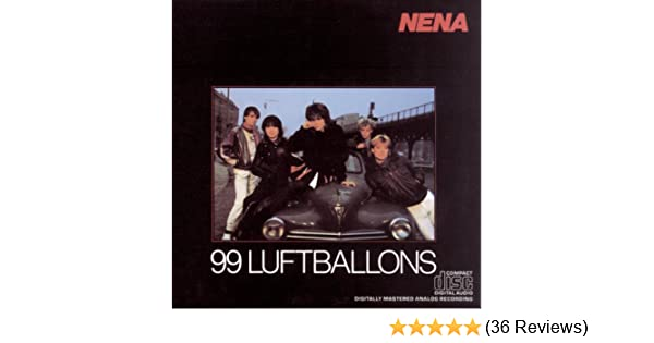99 Luftballons By Nena On Amazon Music