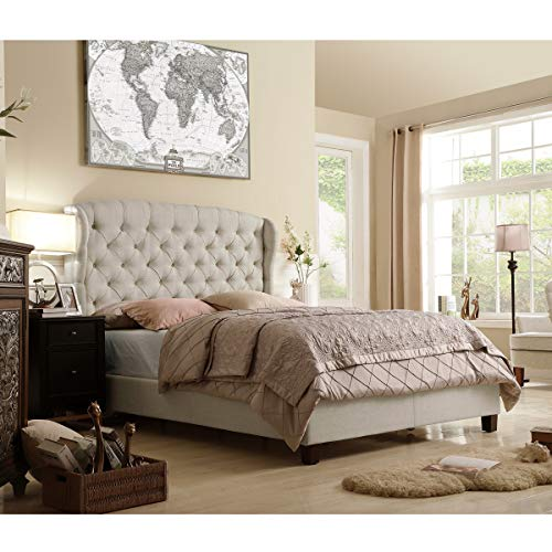 373986f65b565c Top 10 Best Panel bed with tufted To Buy In 2019 - TopTenz