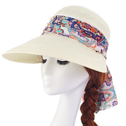 ABLE Women Visor Protection Summer