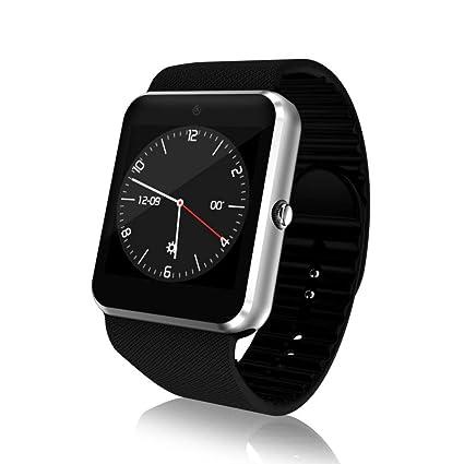 Amazon.com: TLgf Smart Watch Hands-Free Answering Sleep ...