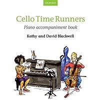 Cello Time Runners Piano Accompaniment Book
