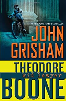 Theodore Boone, Kid Lawyer 0525423842 Book Cover