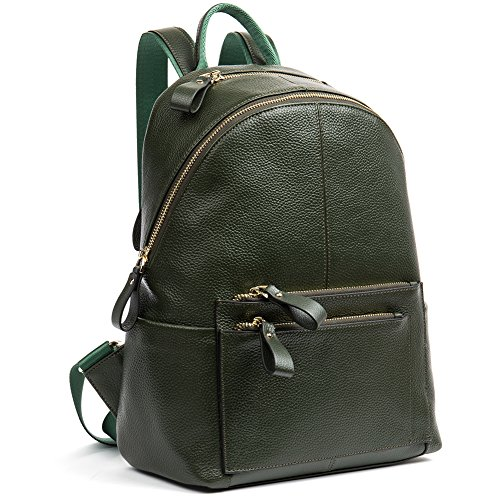 NAWO Mini Women Leather Backpack Purse Satchel Shoulder College School Bags Casual