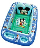 Disney Mickey Mouse Inflatable Safety Bathtub, Blue