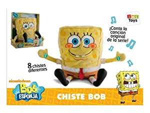 Bob Esponja Peluche Chiste Musical (IMC Toys)