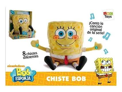 Spongebob Squarepants Large Joke Teller Talking Plush Toy