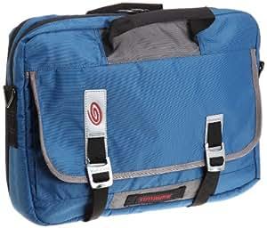 Timbuk2 Control Laptop Case, Gunmetal/Blue, Medium