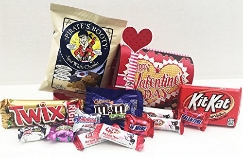 Unlocking Greatness You Are Simply Priceless Valentine Candy Gift Basket