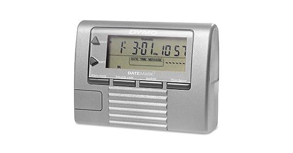 Amazon.com: DYMO sello con fecha/hora electrónico ...