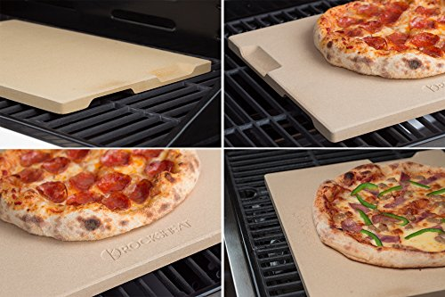 Stone Pizza Pan : Pizza pans stones rocksheat stone made of