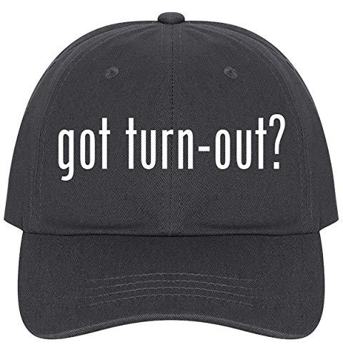 The Town Butler got Turn-Out? - A Nice Comfortable Adjustable Dad Hat Cap, Dark -