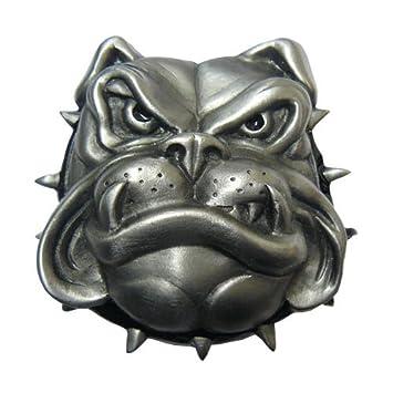 Buckle Boucle de ceinture Bullitt Front View Bulldog Animaux Chien +  pochette cadeau b13be677bad