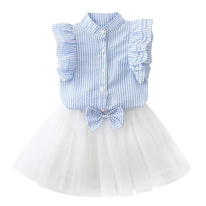 9483514c5 Beikoard Vestidos Niñas Verano,Lindos niños pequeños para bebés ...