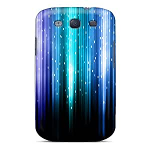 Slim New Design Hard Cases For Galaxys3 Cases Covers - Black Friday