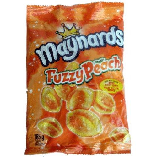 Maynards Fuzzy Peach Candy Canada