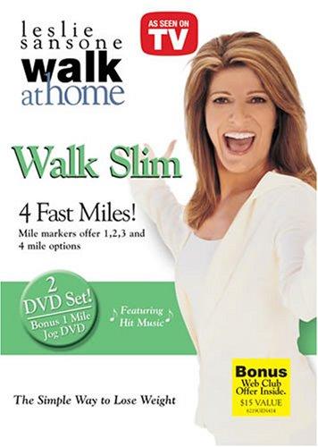 Leslie Sansone's Walk Slim: 4 Fast Miles